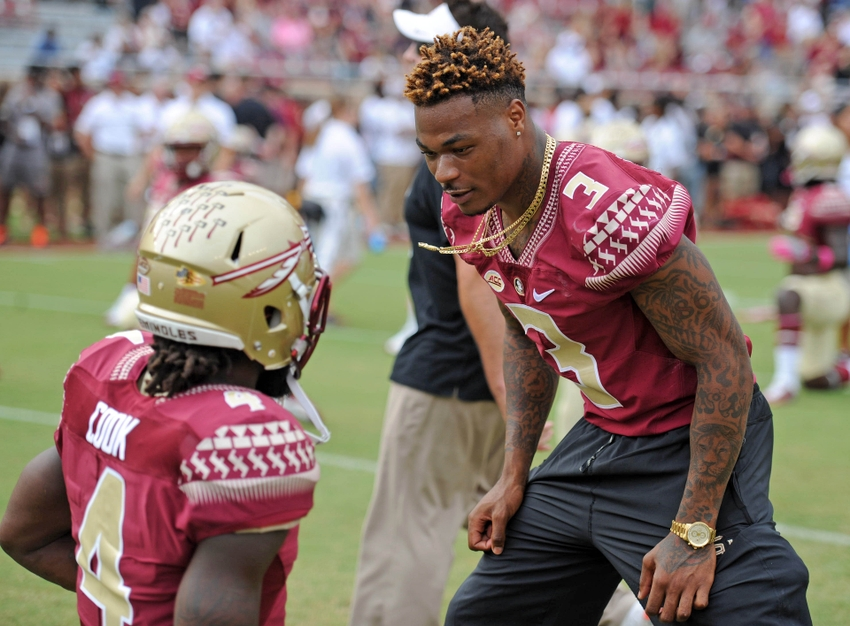 new style e4fdb bf995 FSU Football: Should Derwin James Sit Rest Of This Season ...