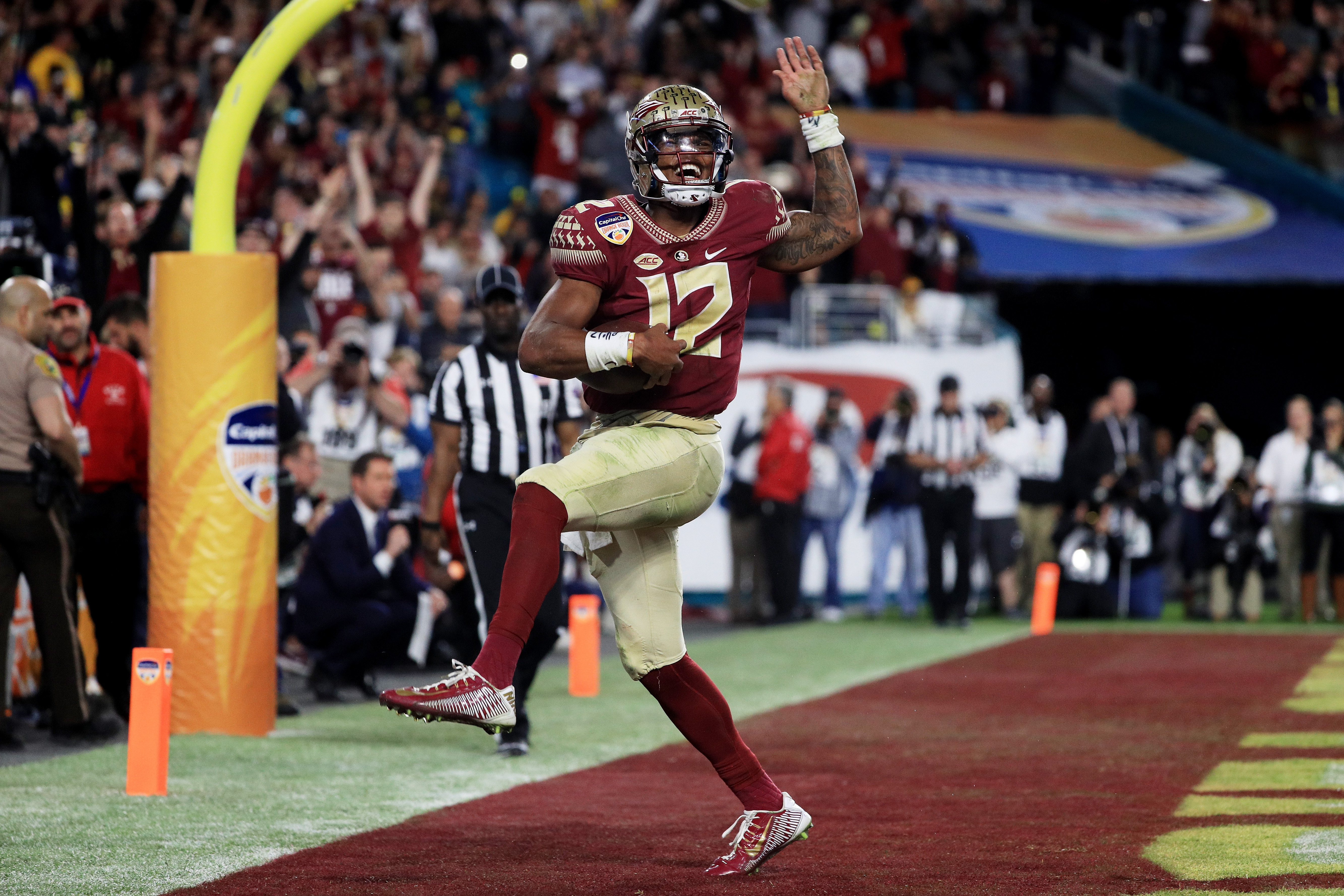 Fsu football 5 players noles cant afford to lose in 2017 fsu football voltagebd Image collections